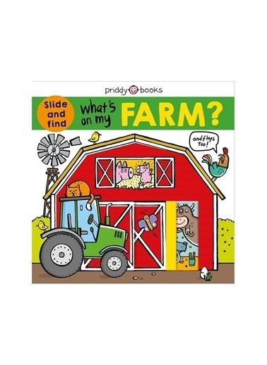 Priddy Books Priddy Books What'S On My Farm? Pembe
